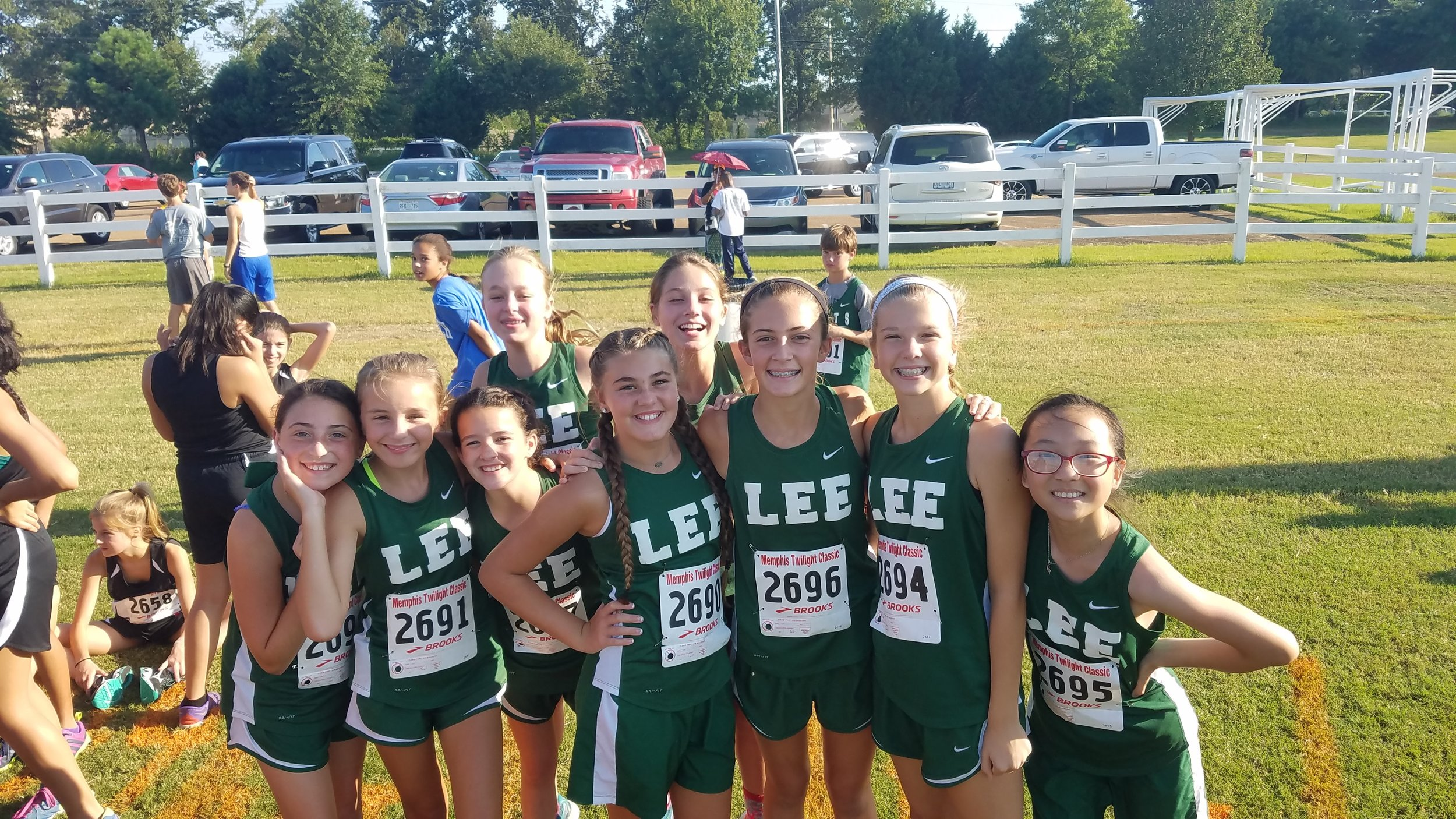 THE CROSS COUNTRY TEAM WILL HOST THE LEE INVITATIONAL ON MONDAY, OCTOBER 10 AT 4:00 AT THE CLARKSDALE COUNTRY CLUB. THIS WILL BE THE LAST MEET THEY WILL HOST IN CLARKSDALE. PLEASE COME OUT TO SUPPORT AND CHEER THEM ON!