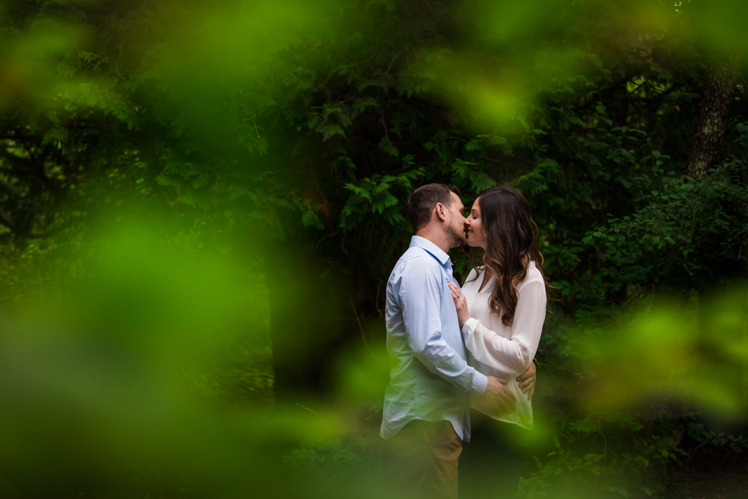 beautiful engagement photography