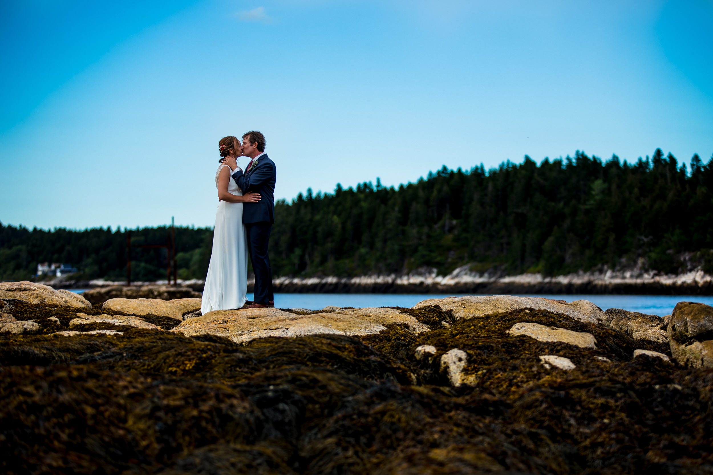 maine wedding photography_bride and groom portraits_vinatage car-49.jpg