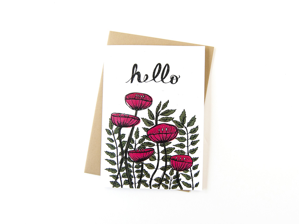 Katie Vaz Design | Greeting Card