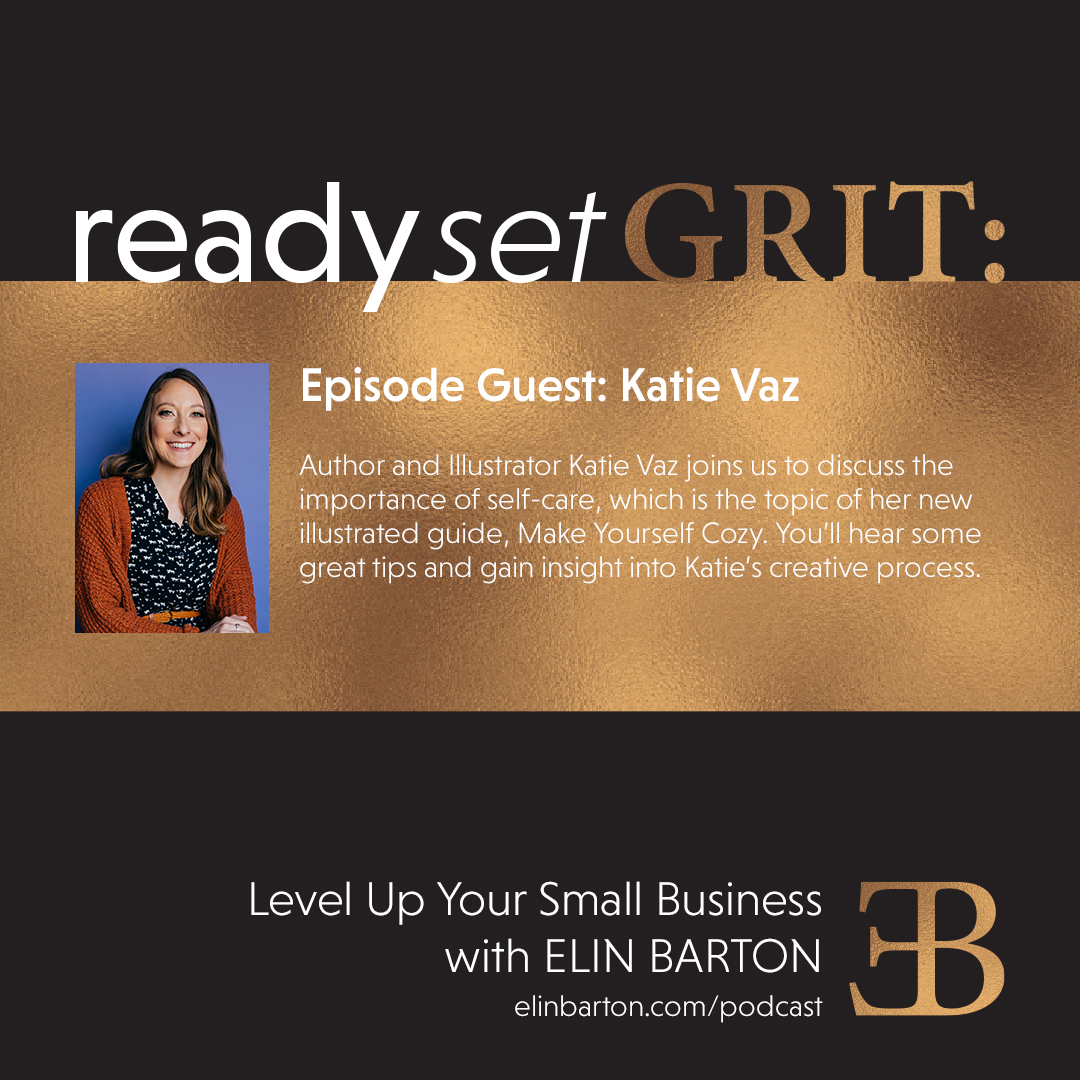 Katie Vaz Podcast Interview