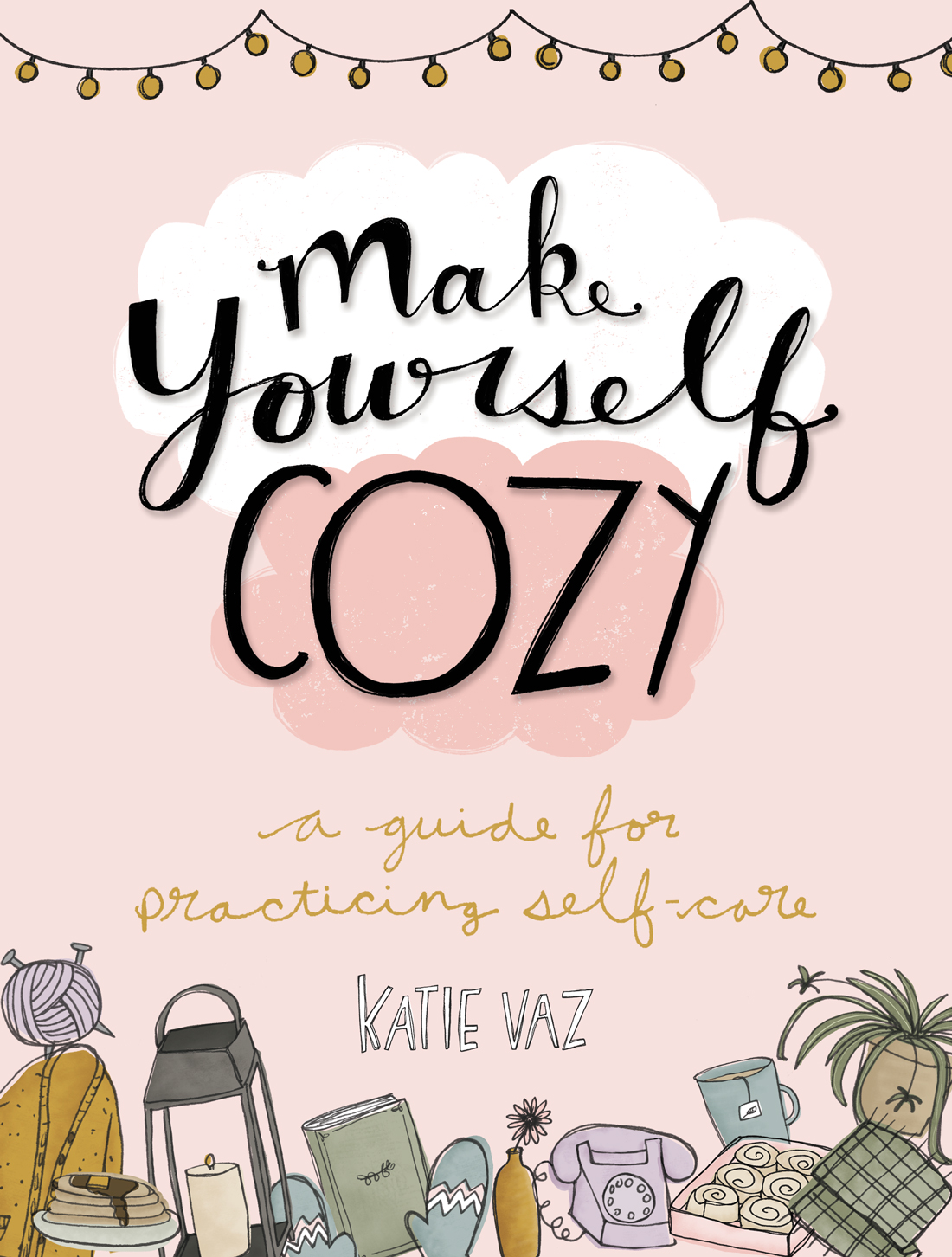 Make Yourself Cozy self-care book