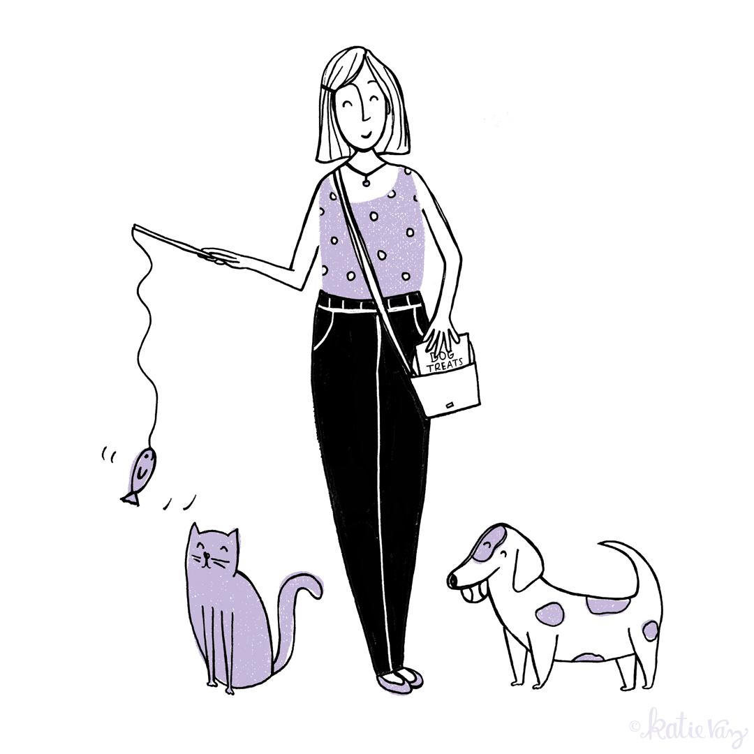 Katie Vaz Illustrator