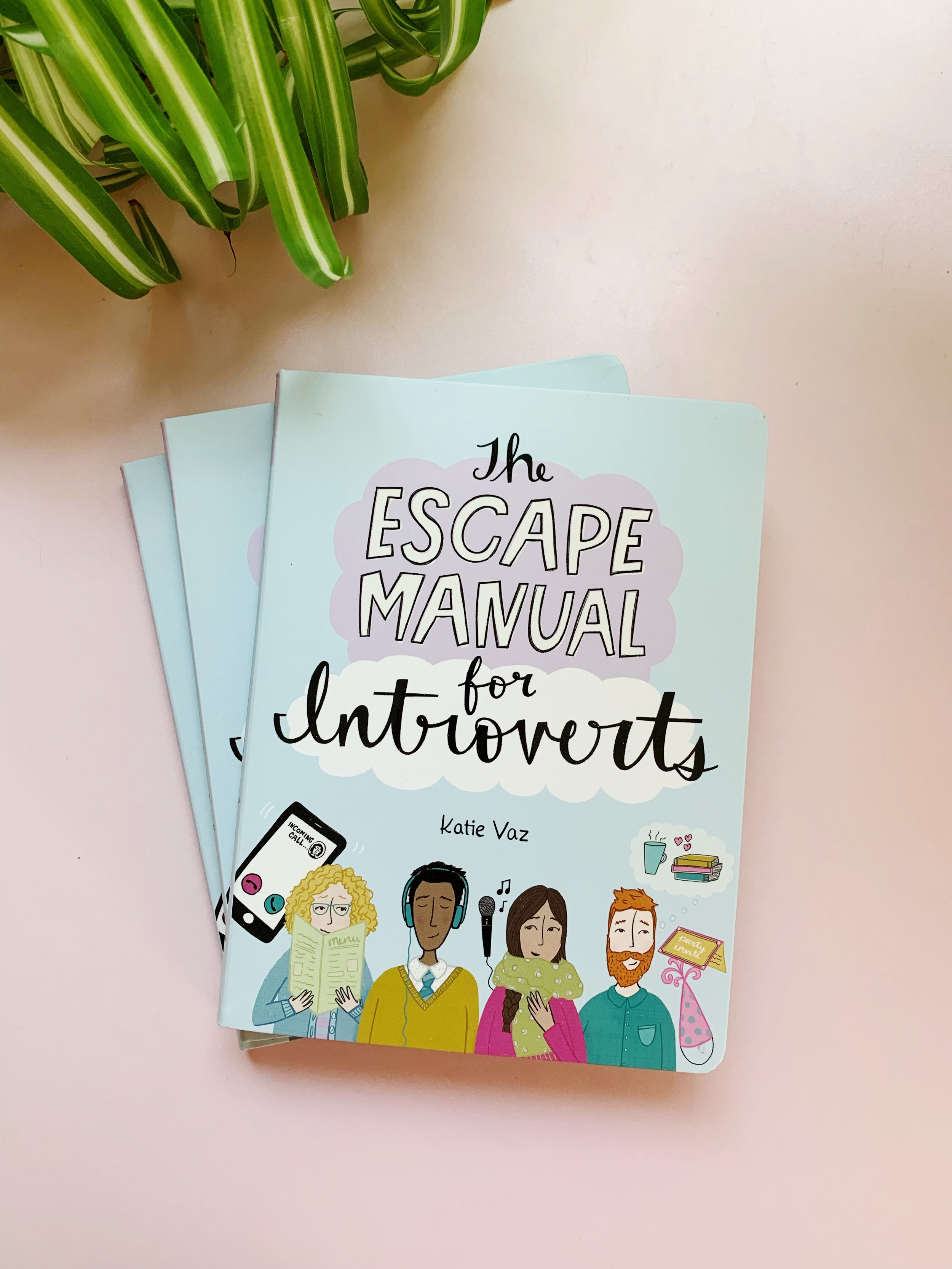The Escape Manual for Introverts book