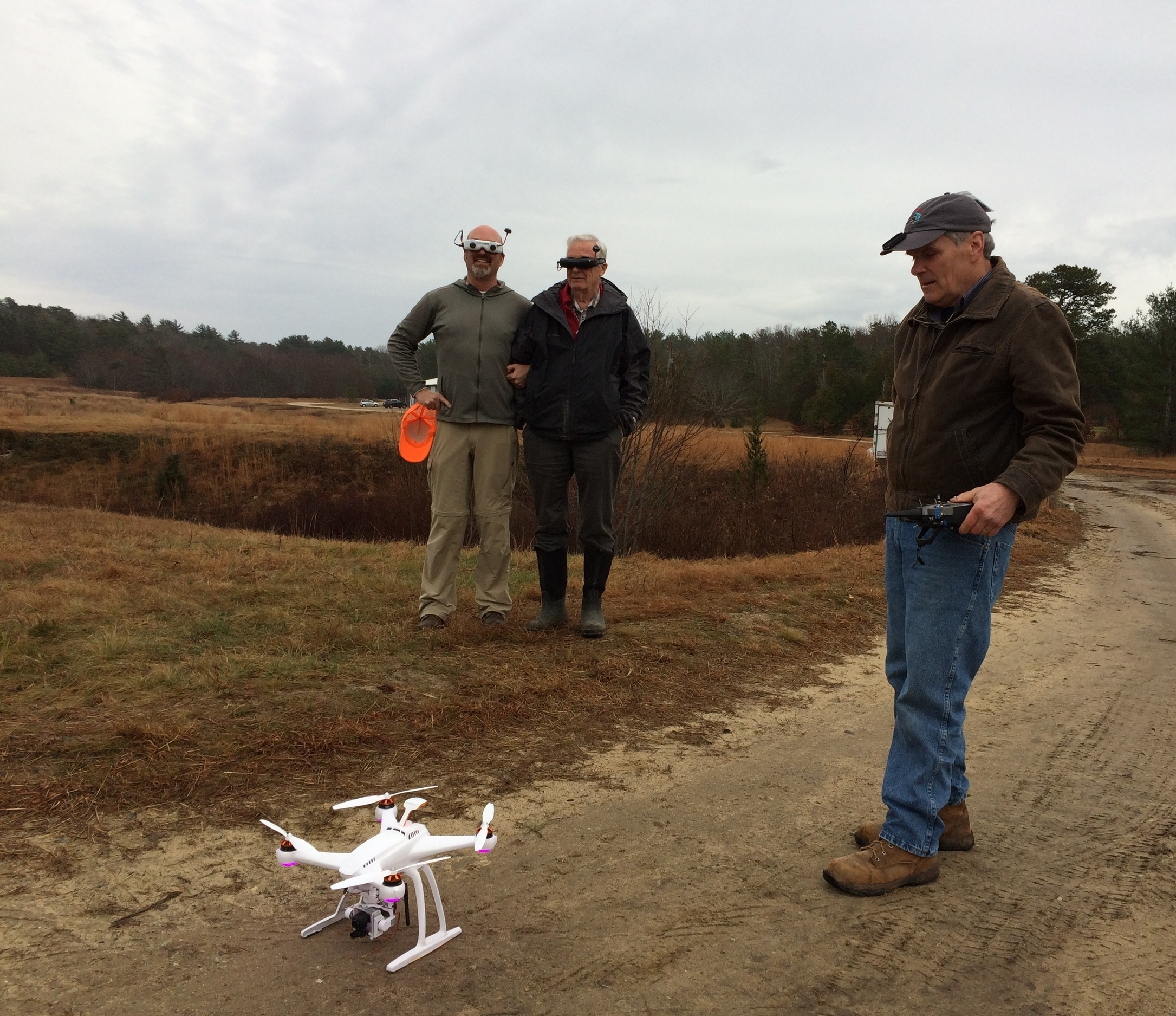 December 22, 2015 | Drones to create a record from above