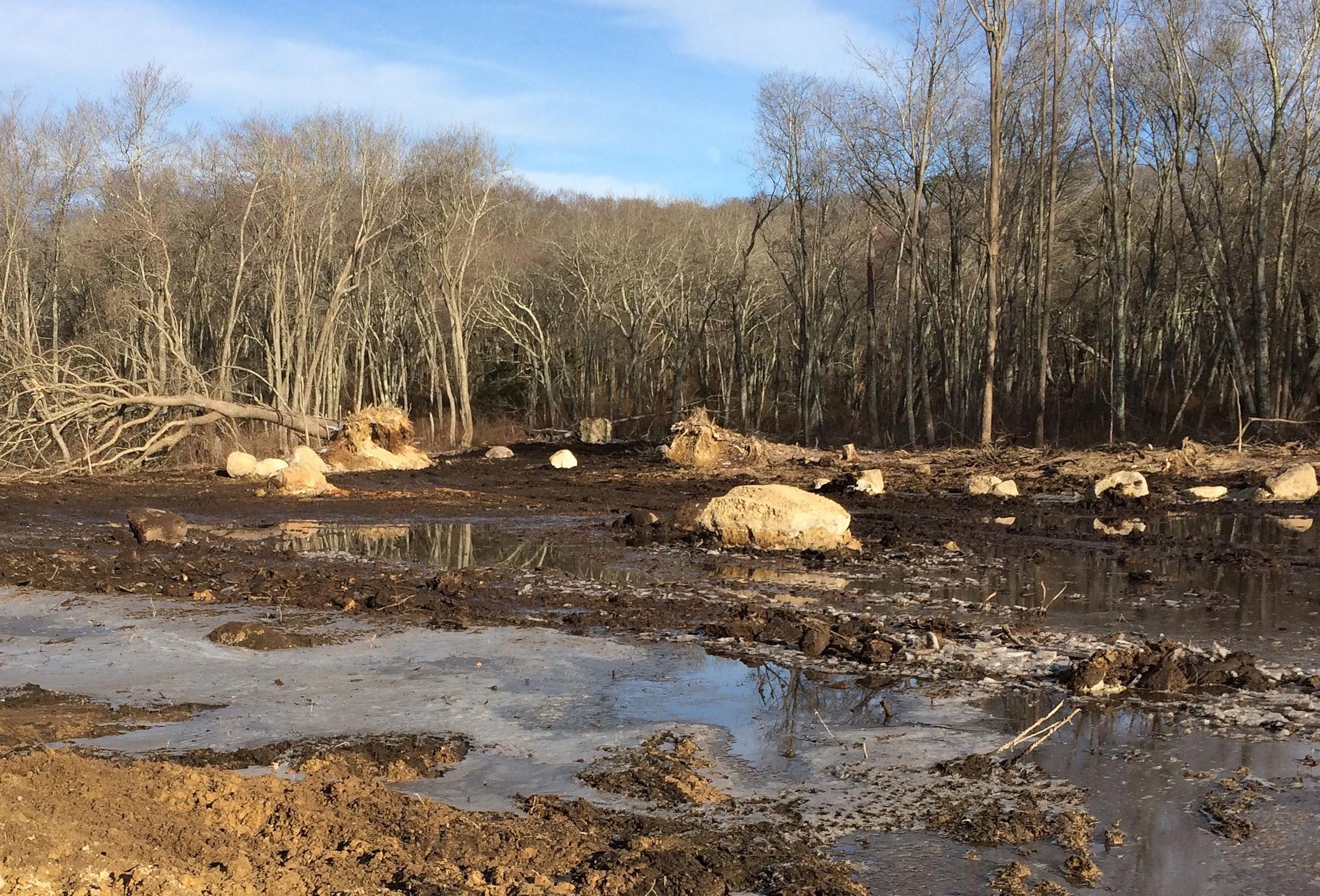 January 20, 2016 | Constructed flood plain