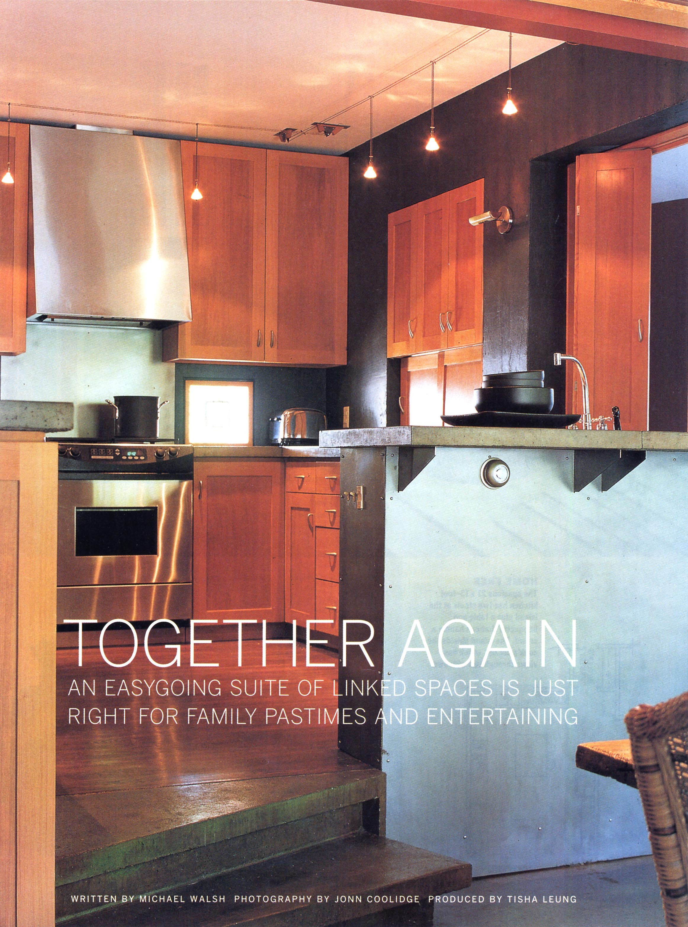 Homestyle Kitchen and Bath, 2001