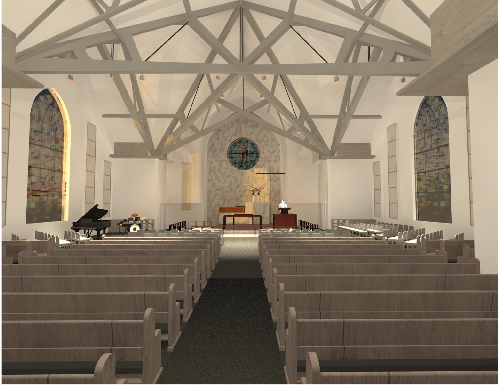 First Lutheran, Cedar Rapids