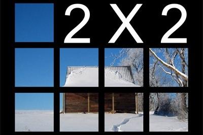 2 X 2