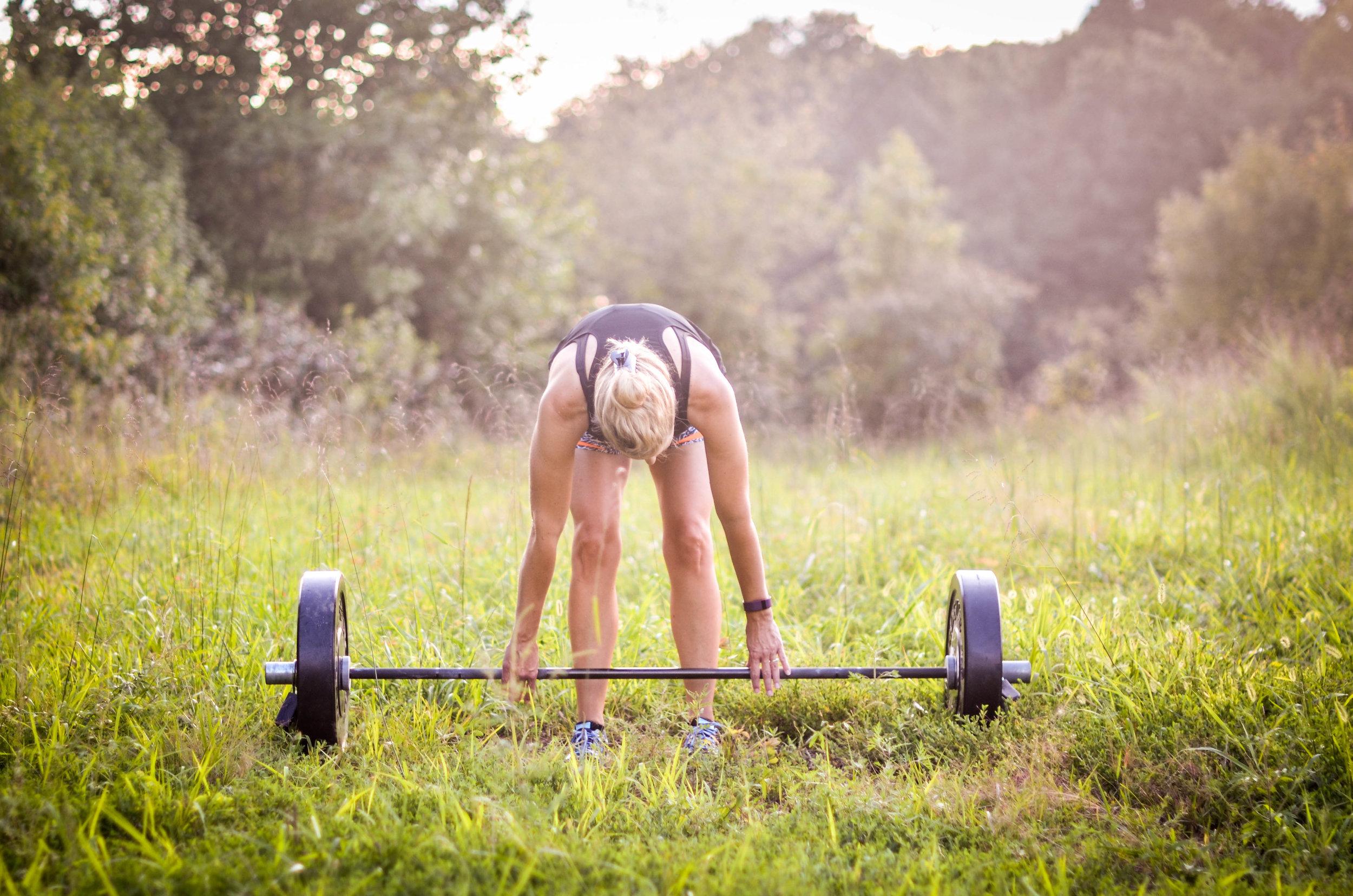 Burge Fitness Progress Pictures