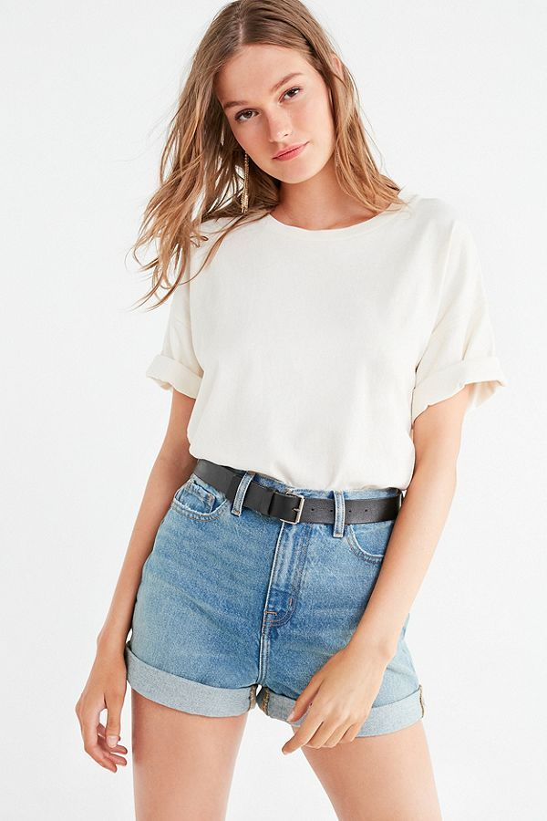 Shop BDG Mom High-Rise Denim Short – Indigo at Urban Outfitters today. Discover more selections just like this online or in.  Shop your favorite brands and sign up for UO Rewards to receive 10% off your next purchase!.jpg