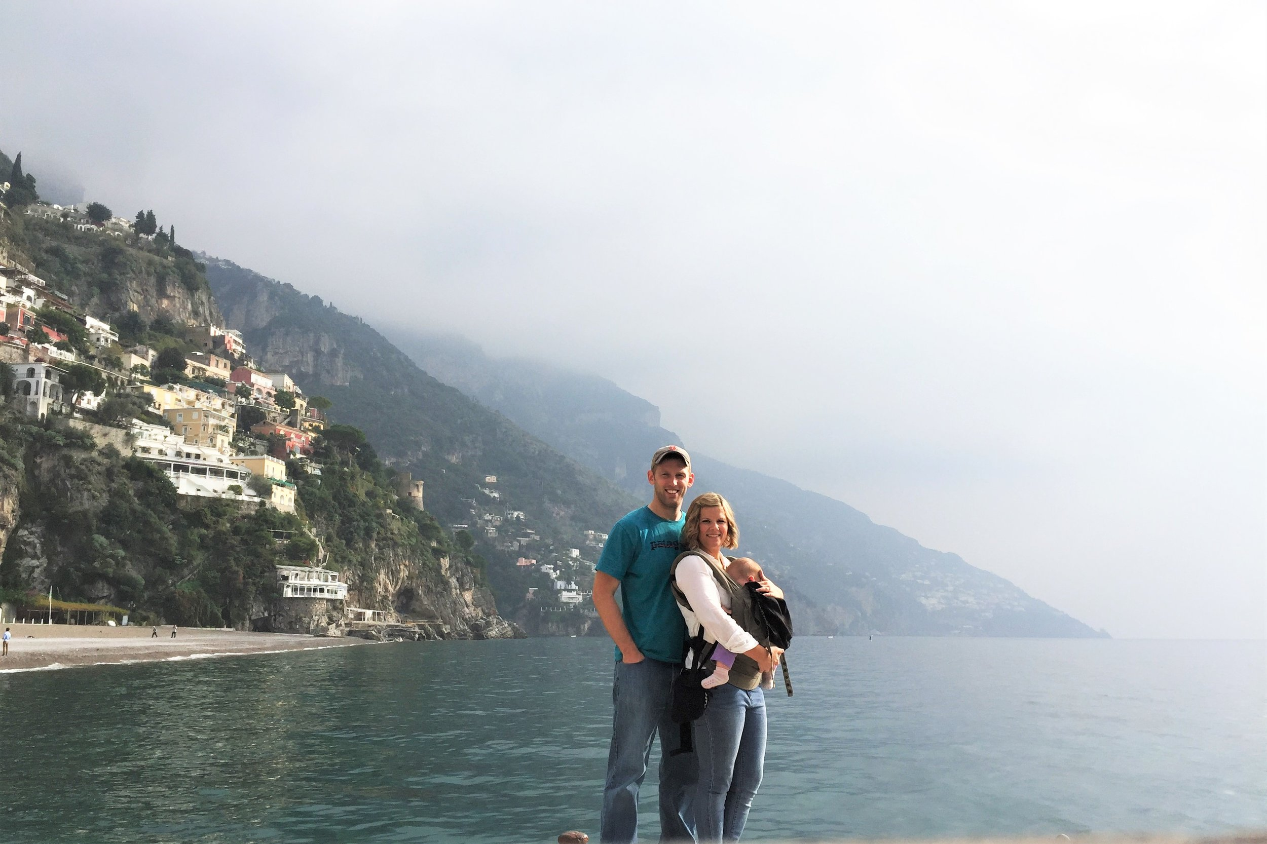 Amalfi Coast November 2015 (the beaches were empty)