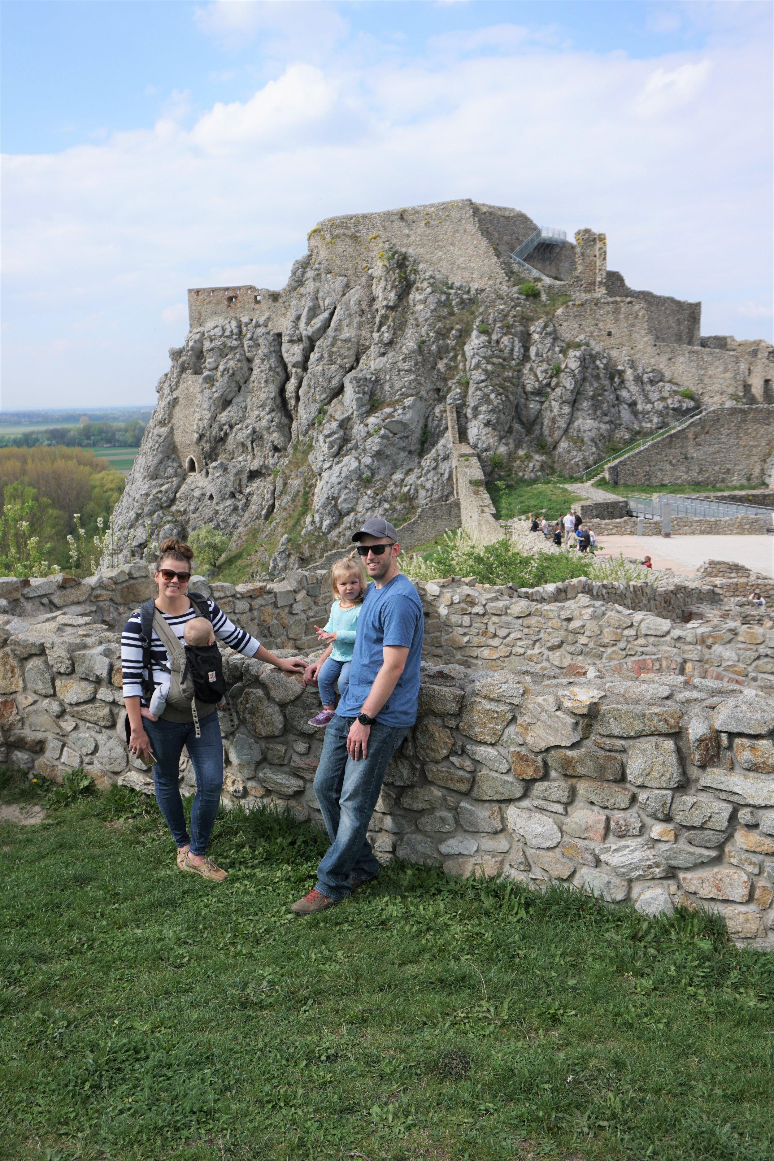 Devin Castle -- Bratislava, Slovakia -- the oldest castle in Slovakia