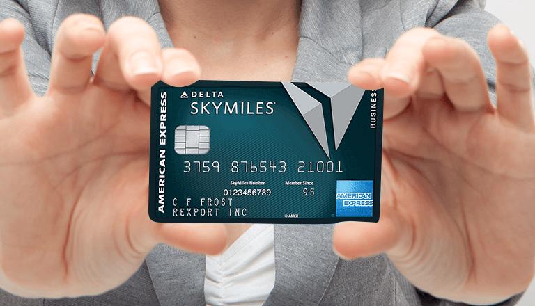 American Express Delta Reserve Card