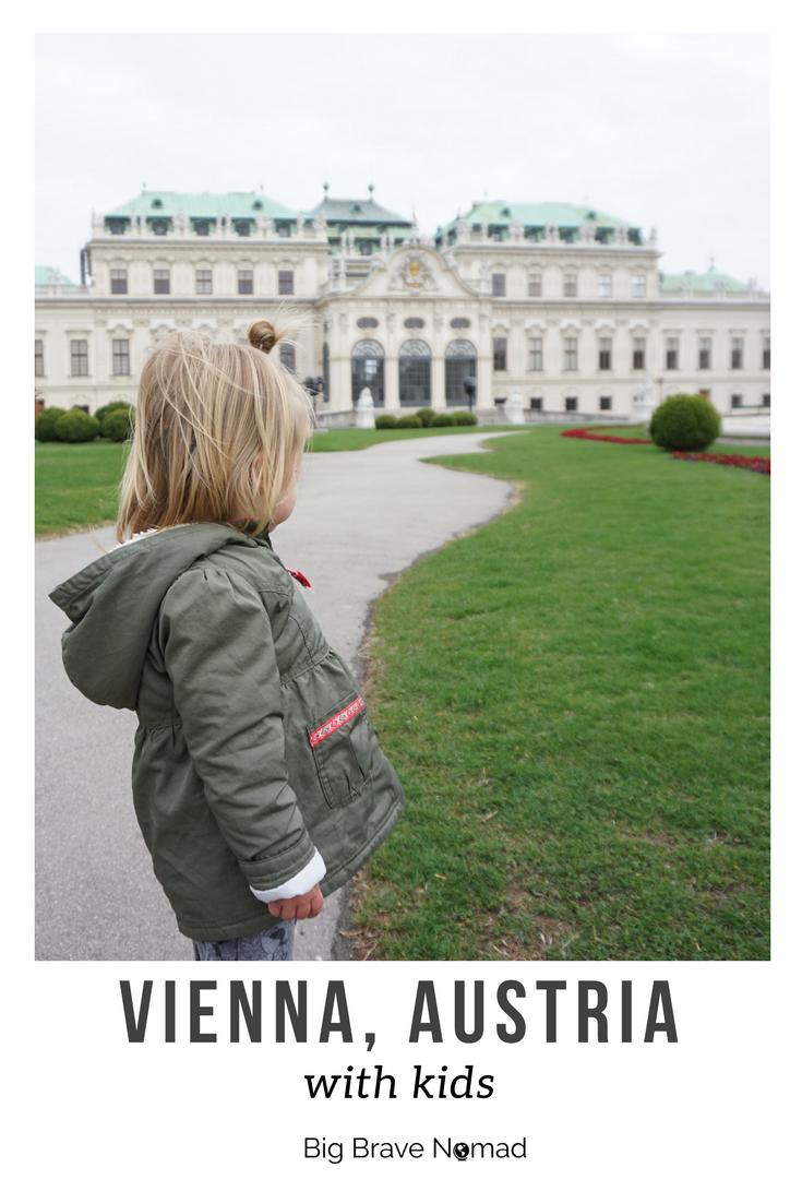 Vienna with Kids #bigbravenomad #vienna #austria