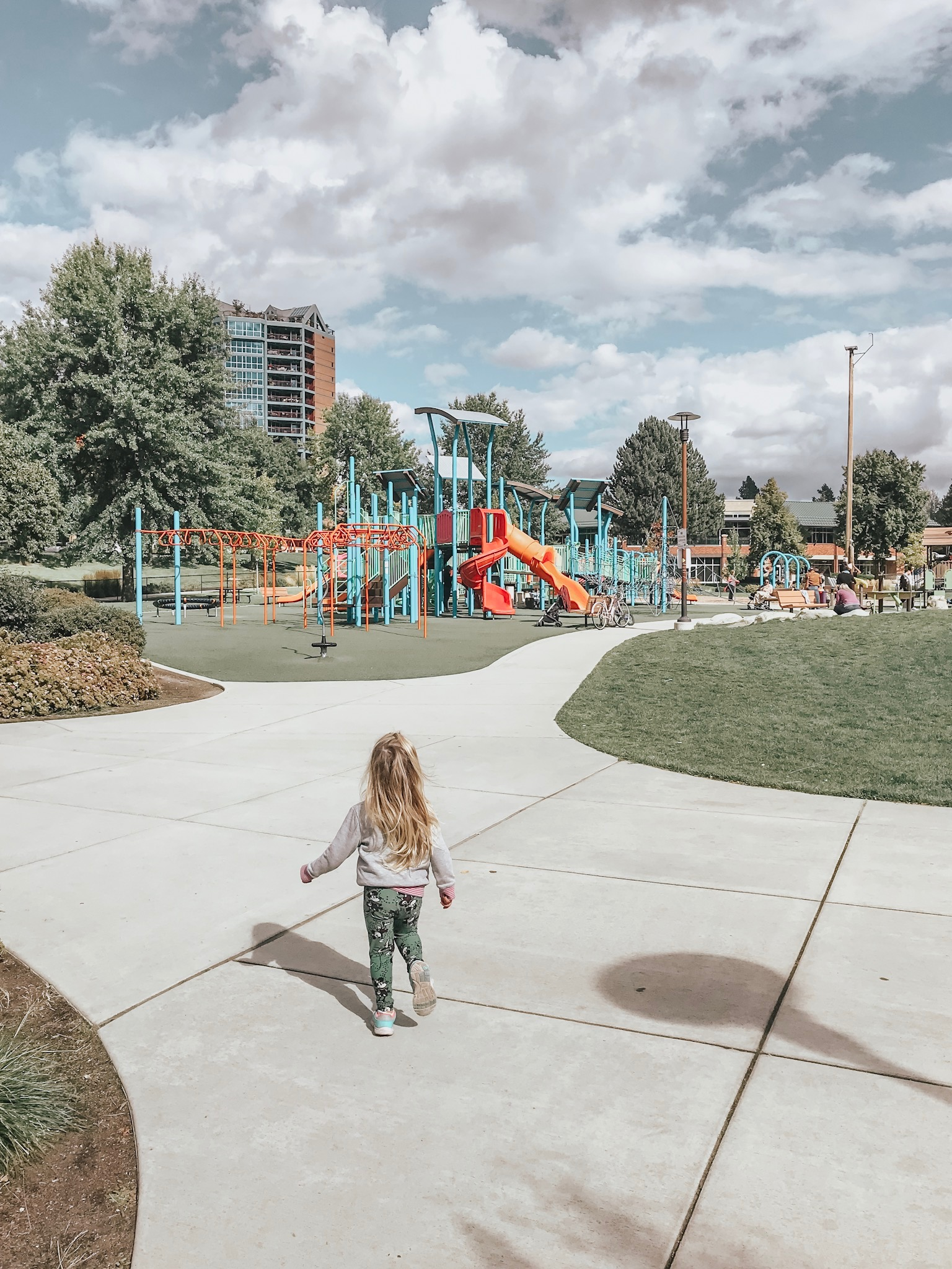 McEuen Park was a huge hit with the kids