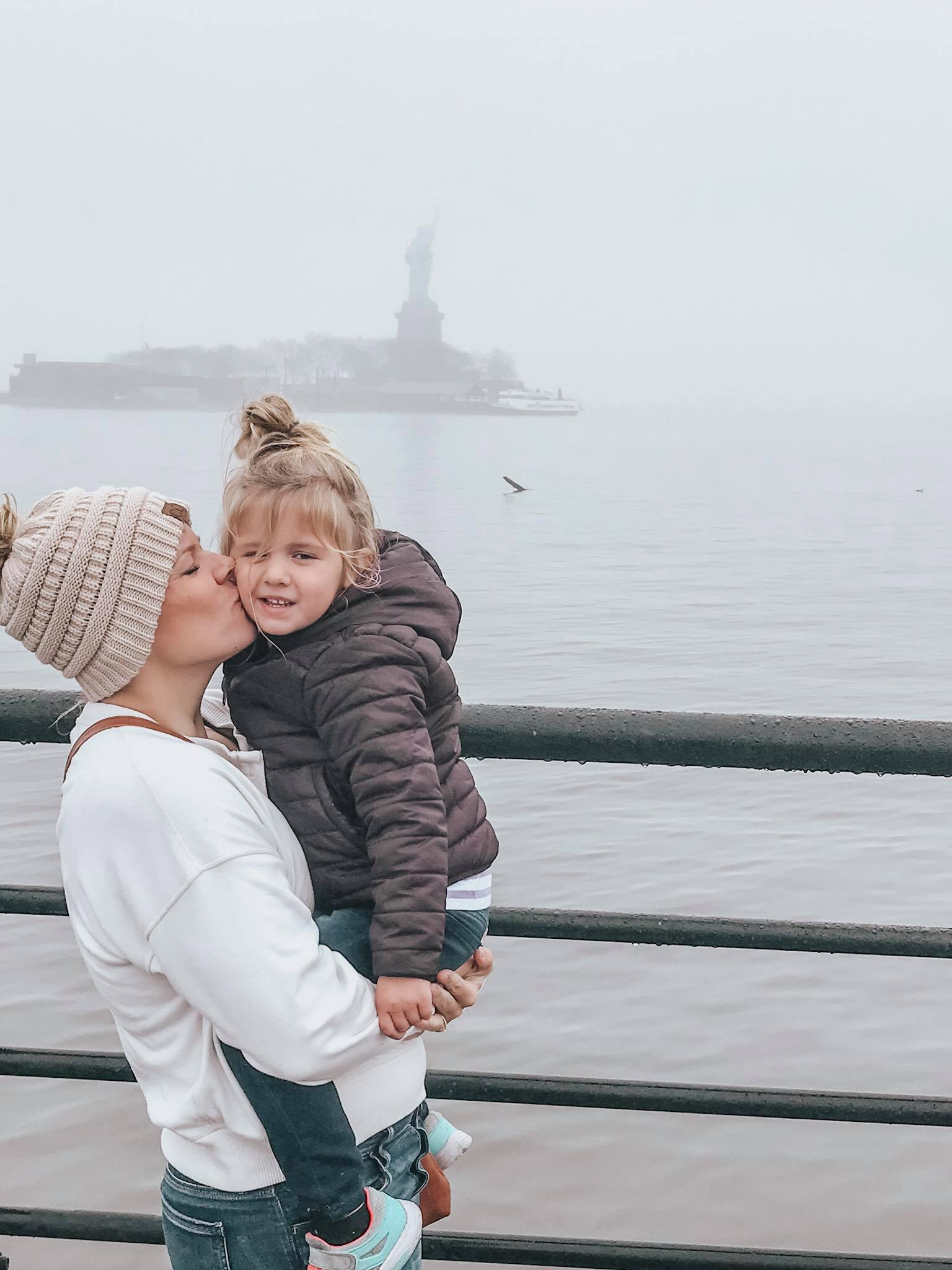 Liberty State Park is a perfect stop into or out of New York City. Give the kids a place to stretch their legs and soak in the views.