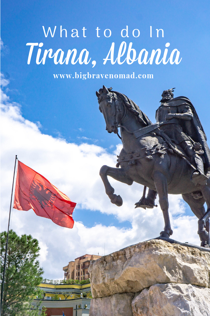 What to Do in Tirana, Albania