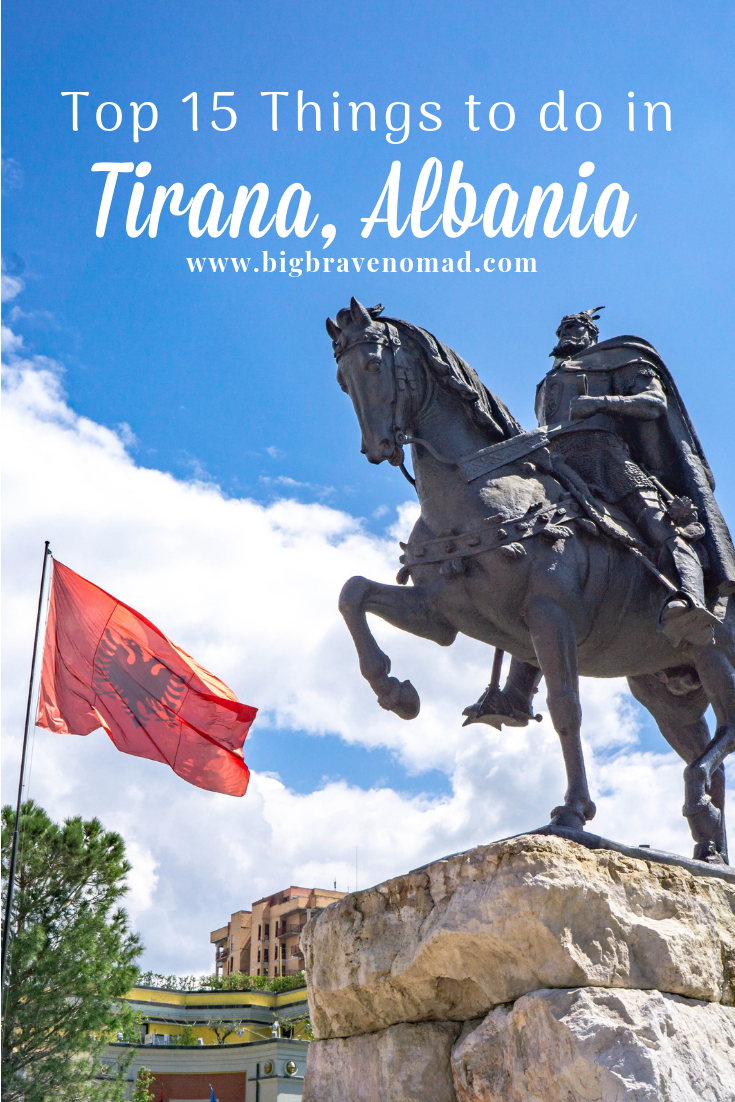 What to do in Tirana