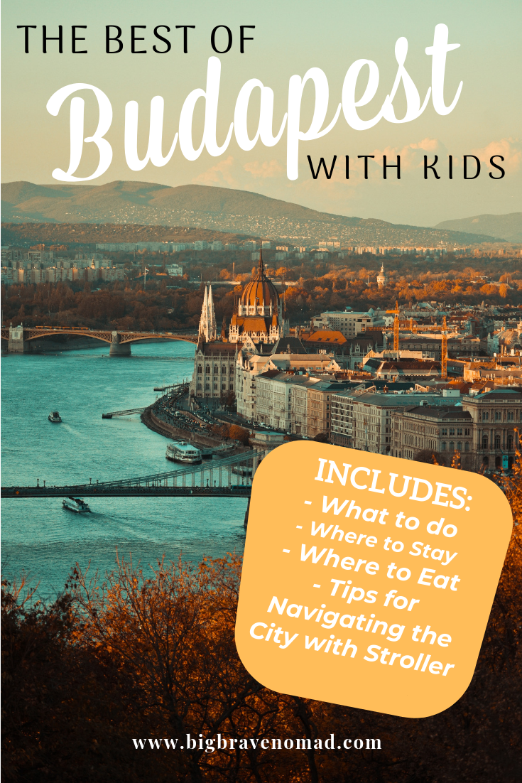 Budapest is the most kid friendly and budget friendly cities we have visited in Europe. If you're looking for things to do, where to stay and what to see — check out this blog. #familytravel #budapest Budapest with Kids