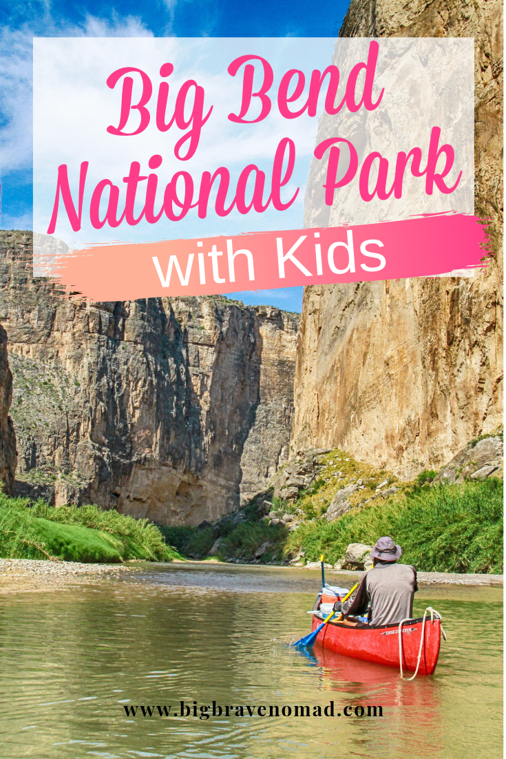 Big Bend National Park is perfect for families. This post has everything you need to know about visitng Big Bend National Park with Kids. It includes the best places to stay, when to visit Big Bend National Park, and what to do with kids in Big Bend. If you are considering Big Bend as a destination for your next family vacation, look no further. #bigbend #travelwithkids #bigbendnationalpark