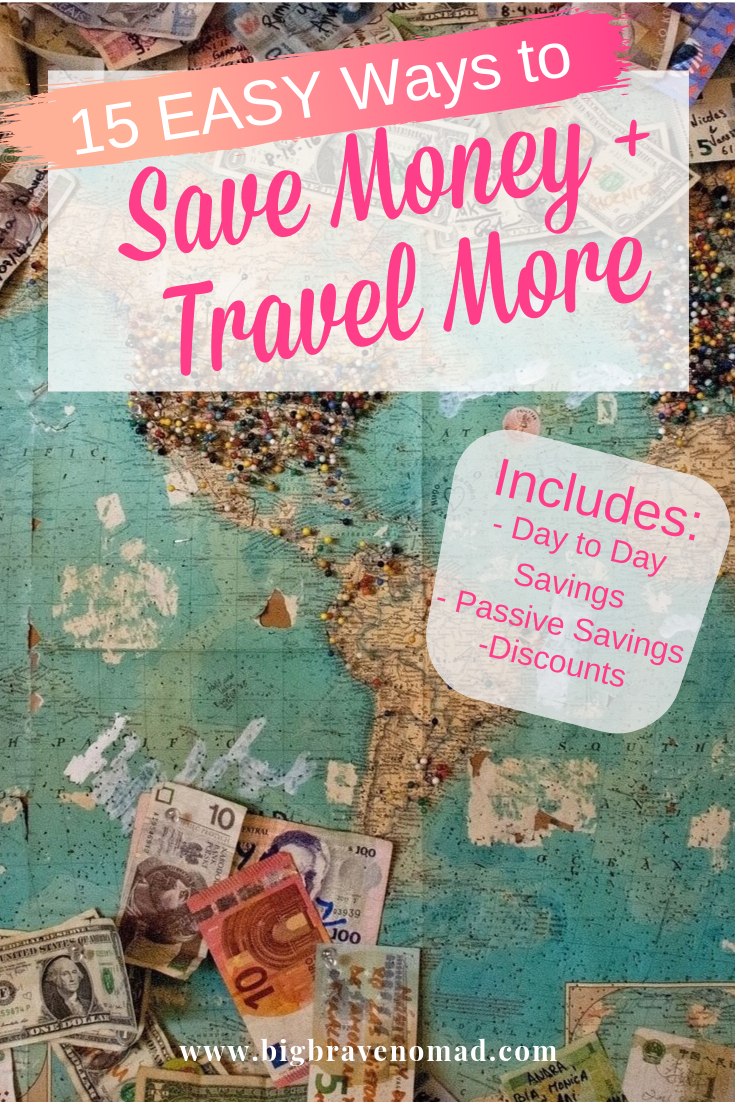 Tips to Save Money to Travel More