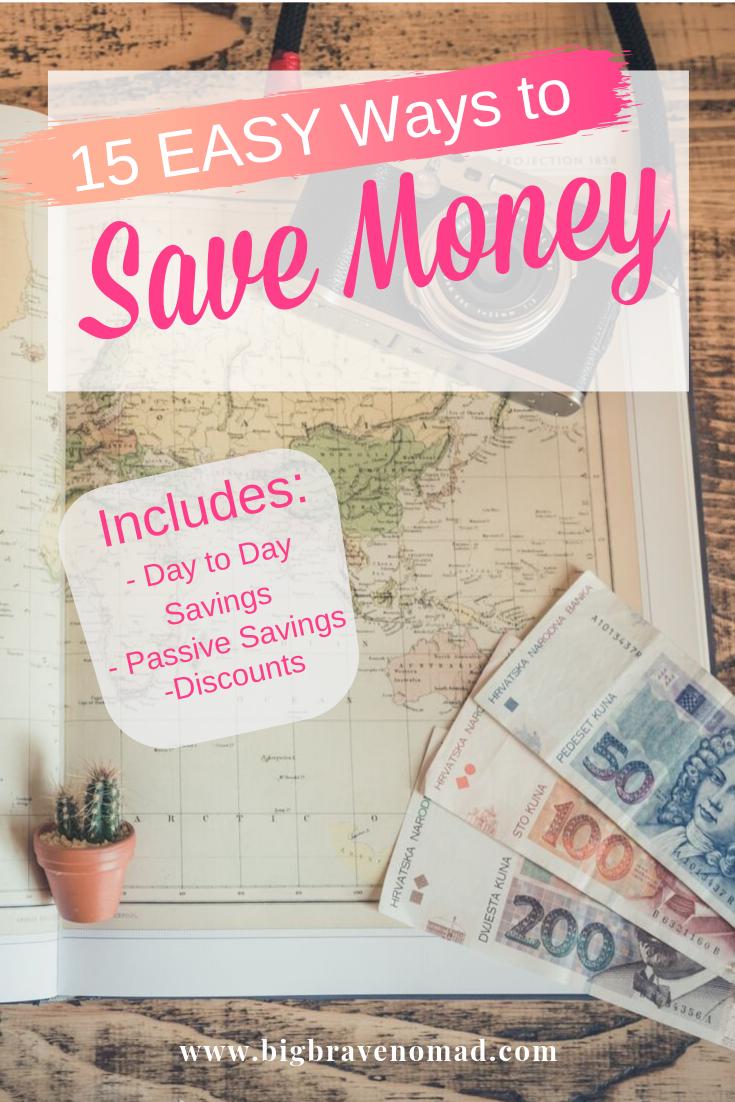 Way to Save Money