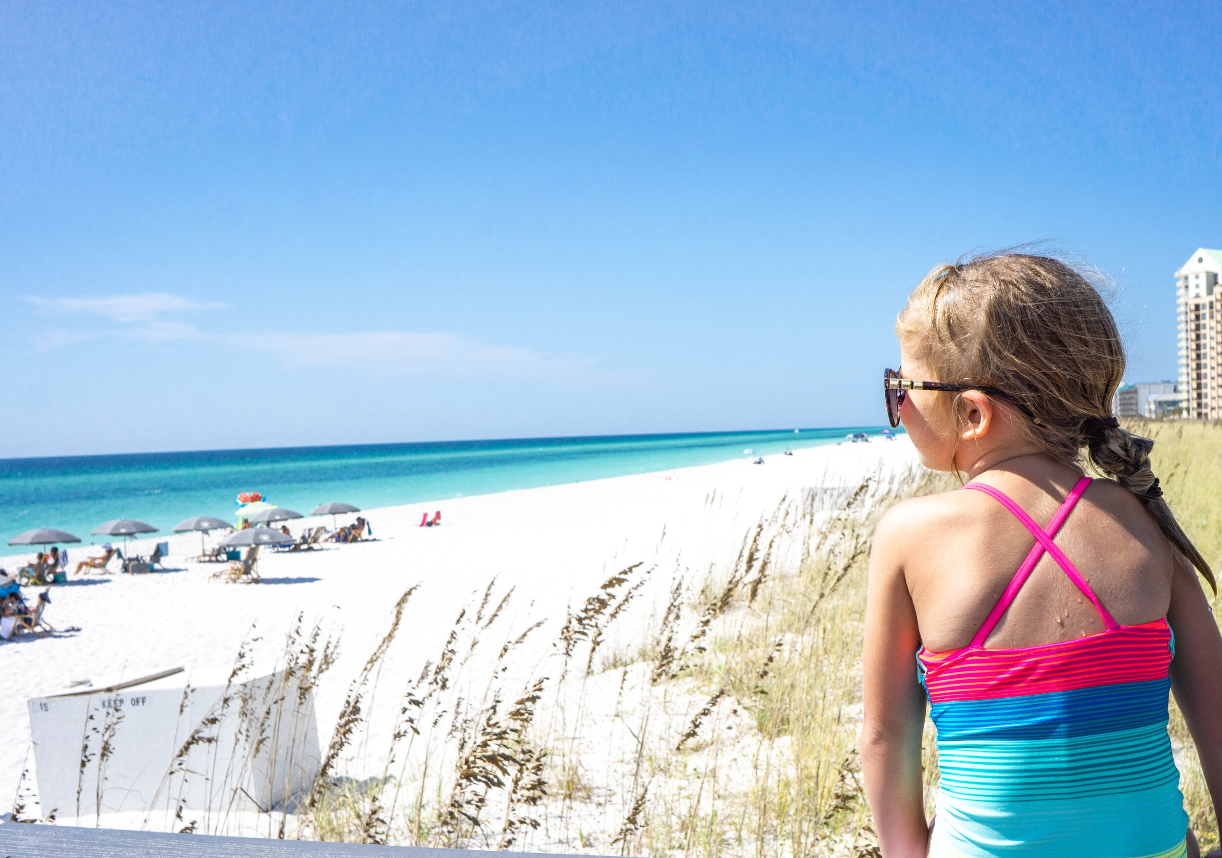 Navarre Beach with Kids