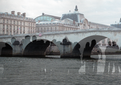 PARIS PONT NEUF/ ARMORY SPECTATORS- 2014