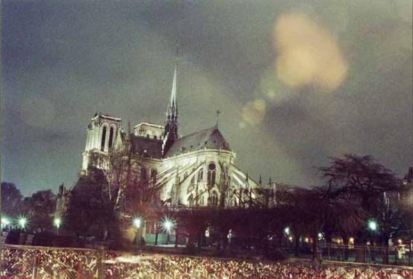 NOTRE DAME, PARIS-2008