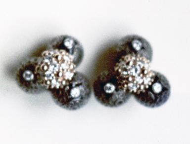 #138 ANATOLIAN BEAD EARRINGS diamonds .jpg