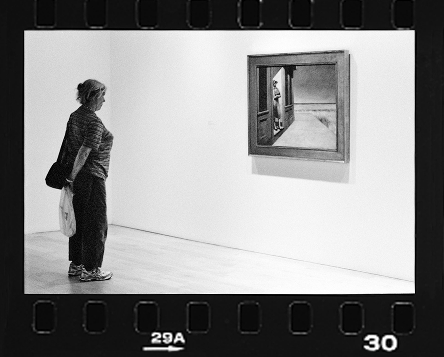 CONNECTION- WHITNEY MUSEUM- 2006