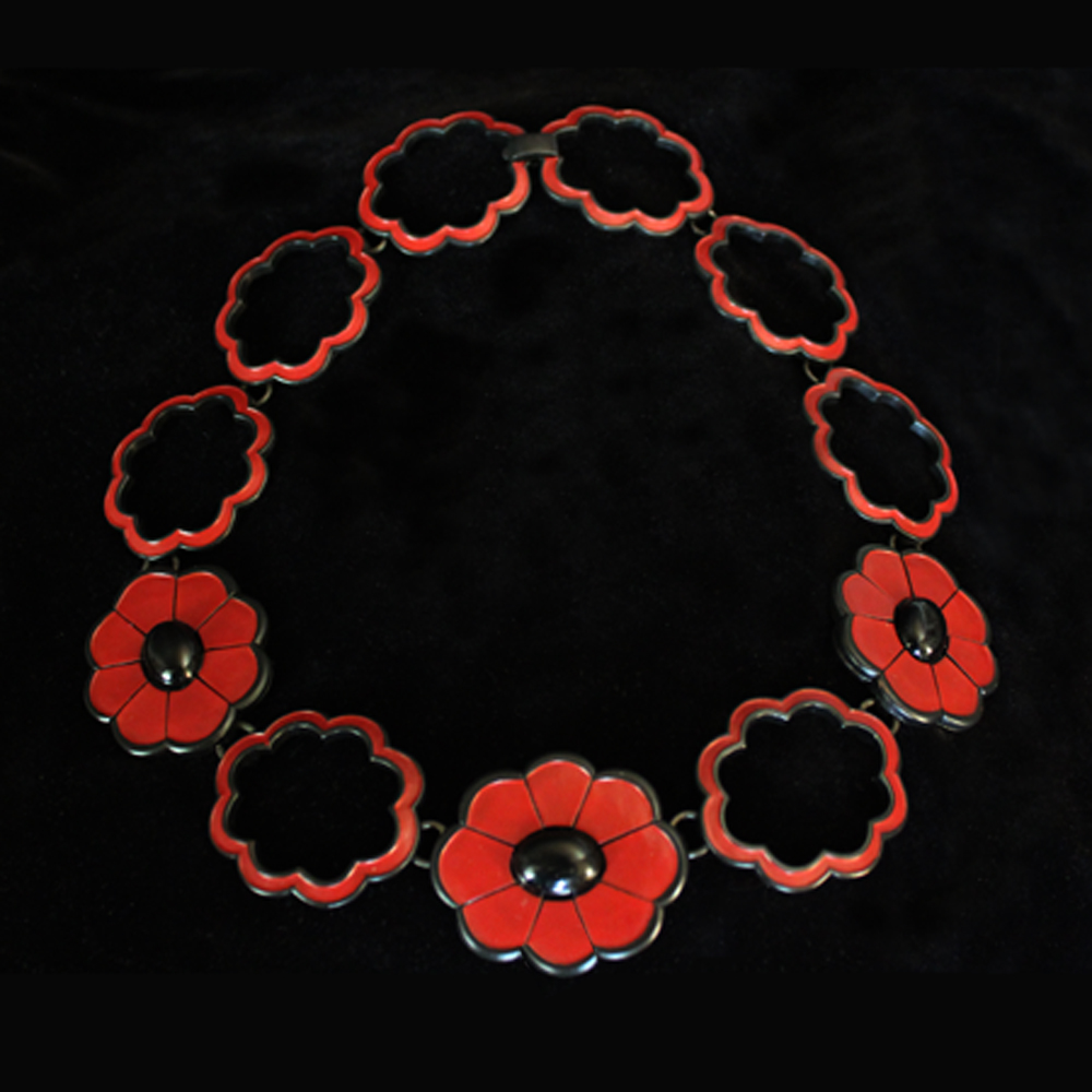 CHRYSANTHEMUM COLLAR-1971
