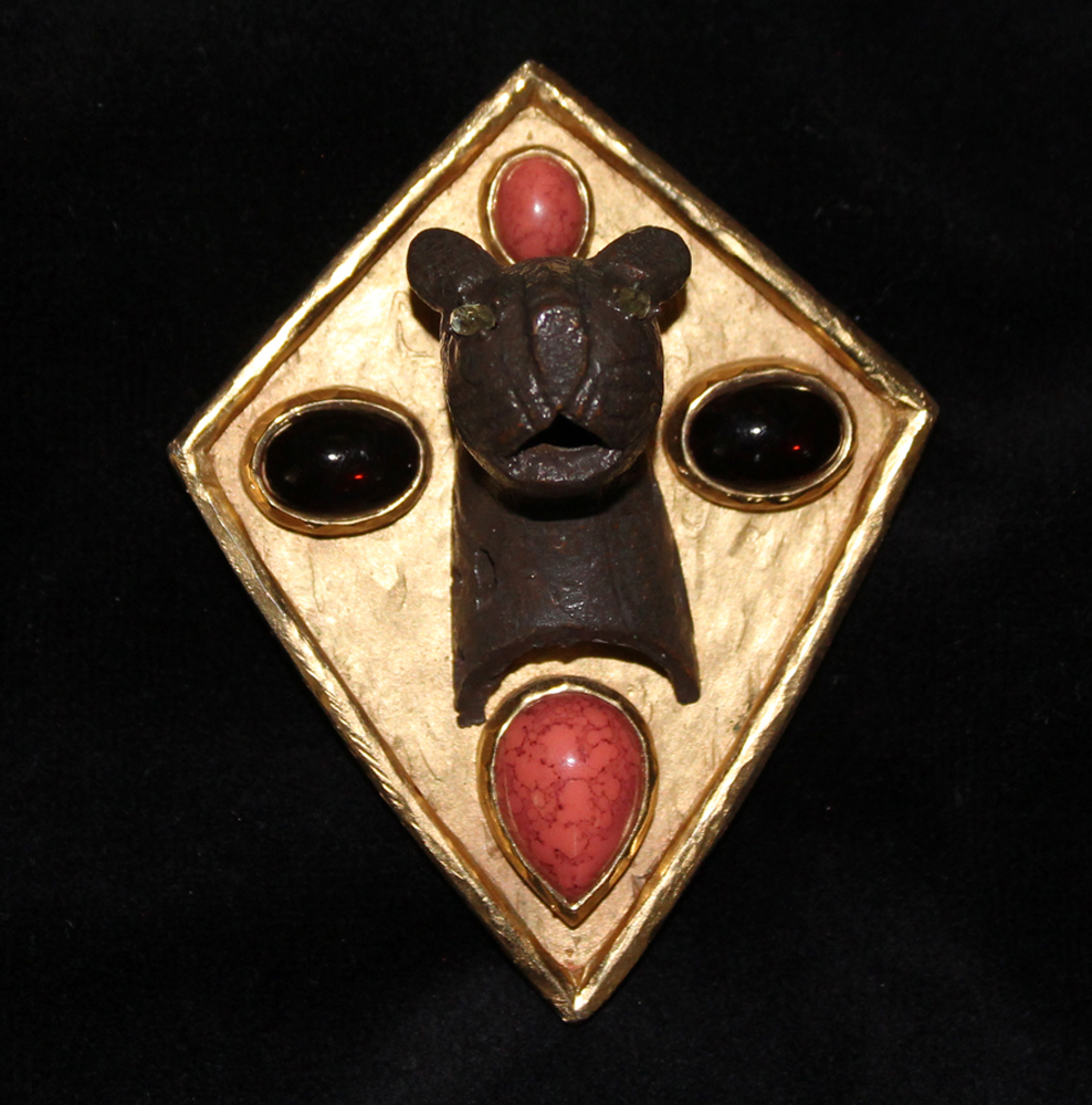PANTHER BROOCH-1970