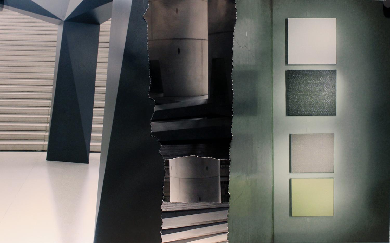 "#4 LABYRINTH 19"" x 30"" May 2018"