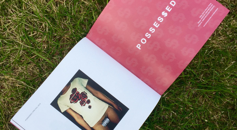 POSSESSED BOOK