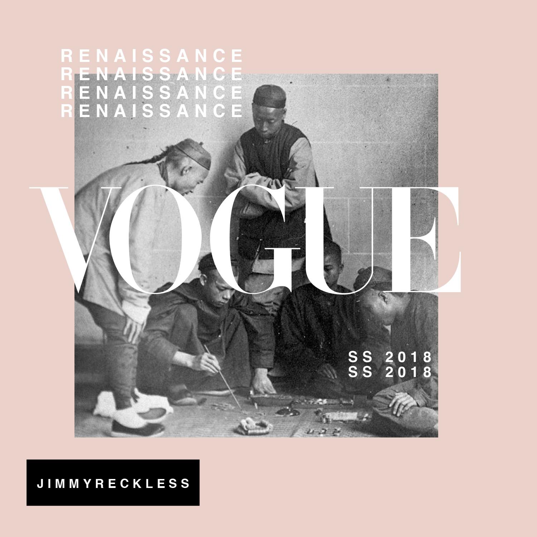 Vogue: Old China