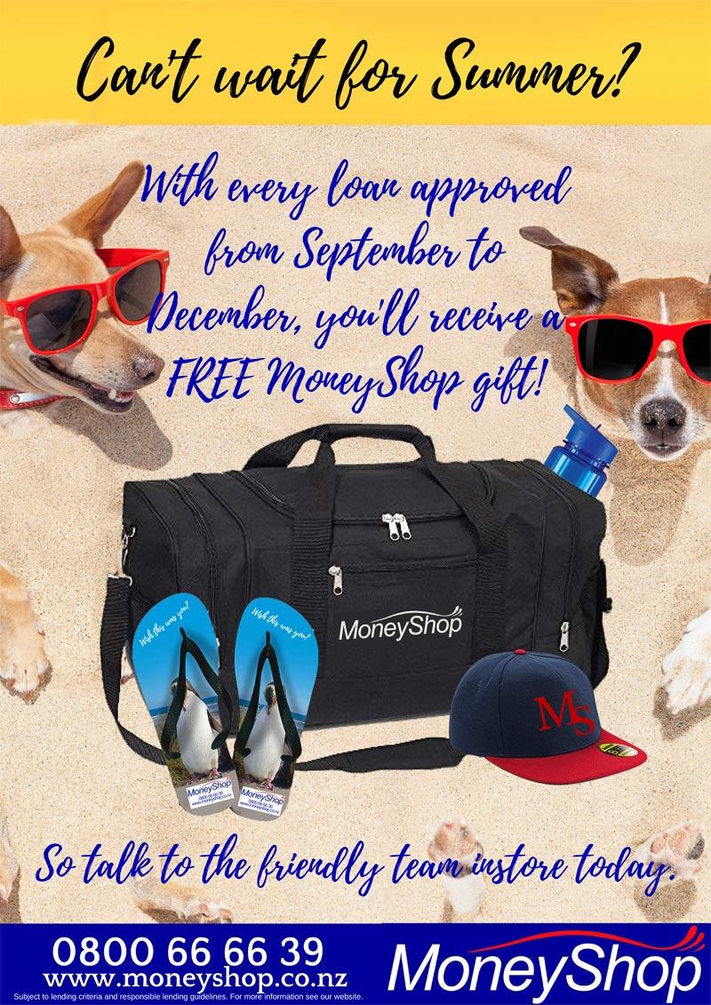 MoneyShop Promotion