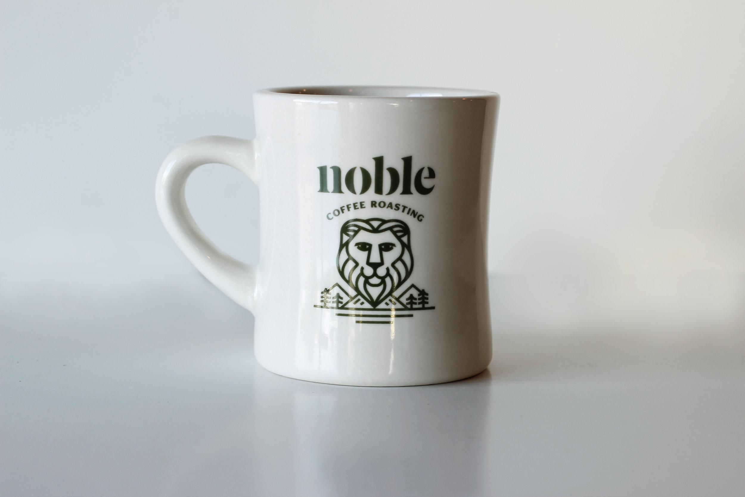 Mug — Roasting Noble Coffee Diner yPNwOvnm80
