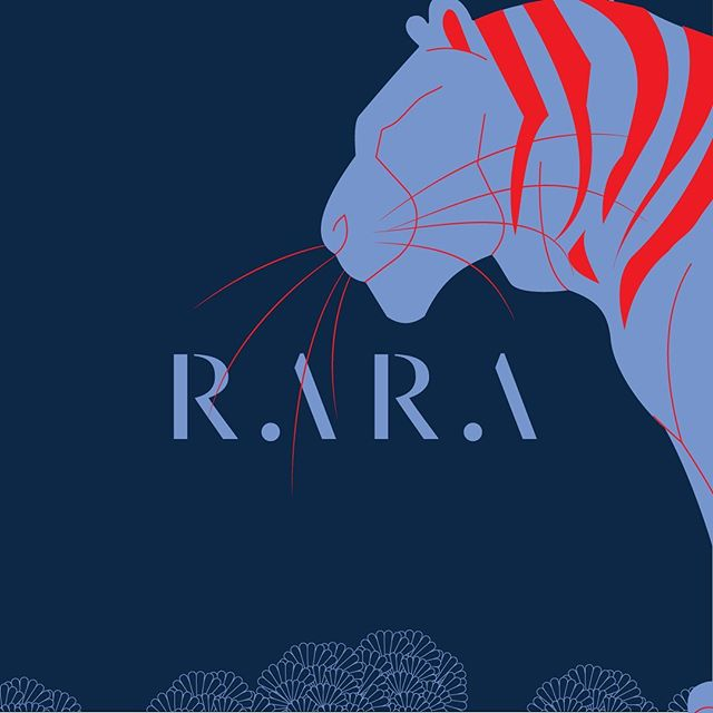 On International Tiger Day today, I am thrilled to announce something I have been working on for the past couple of months.  Introducing RARA - born out of love for rare animals and rare art forms.  Using scarves as the medium to tell the story of these animals that at are at the brink of extinction or critically endangered, Rara is a juxtaposition of rare traditional compositions with a modern approach.  An initiative to revive the historic artforms from the past and preserve these animals for the future.  Follow Rara's journey @thehouseofrara and stay tuned for more updates.  #revivingtherare #internationaltigerday #globaltigerday