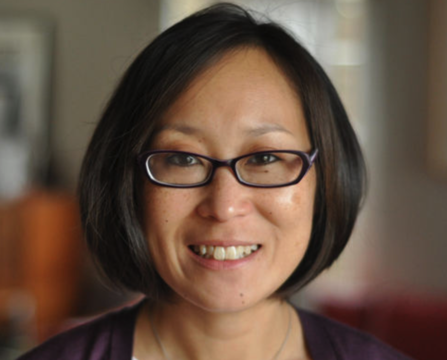 Leslie Ito, Executive Director of the  Armory Center for the Arts