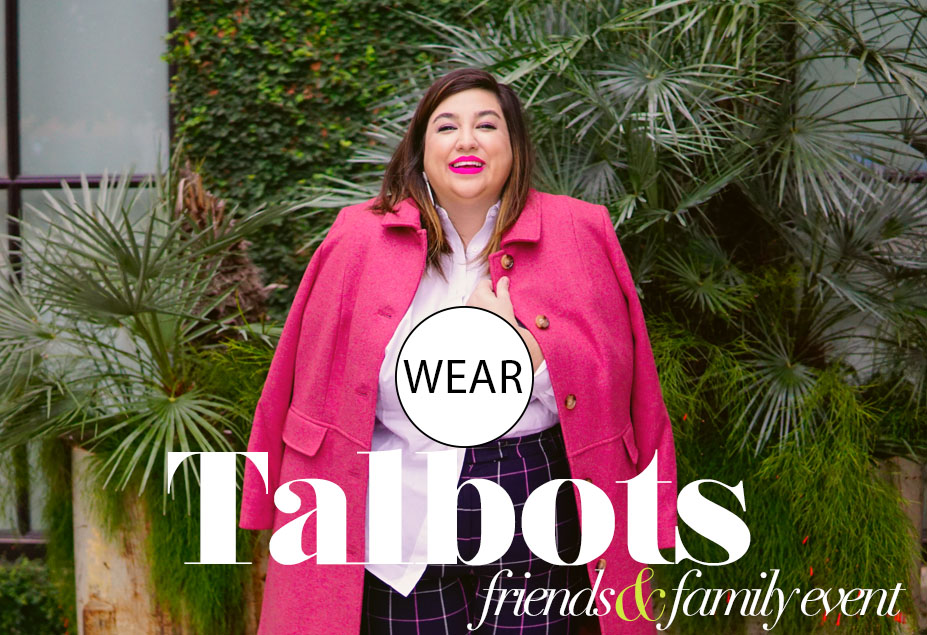 Talbots Friends & Family Event