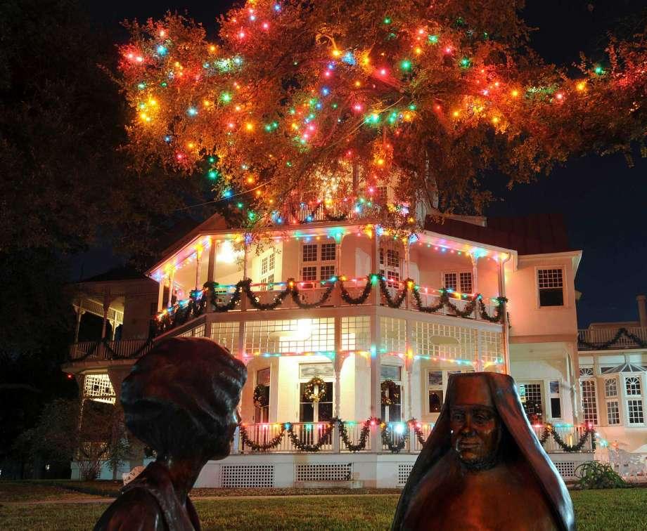 UIW Lights, San Antonio, TX