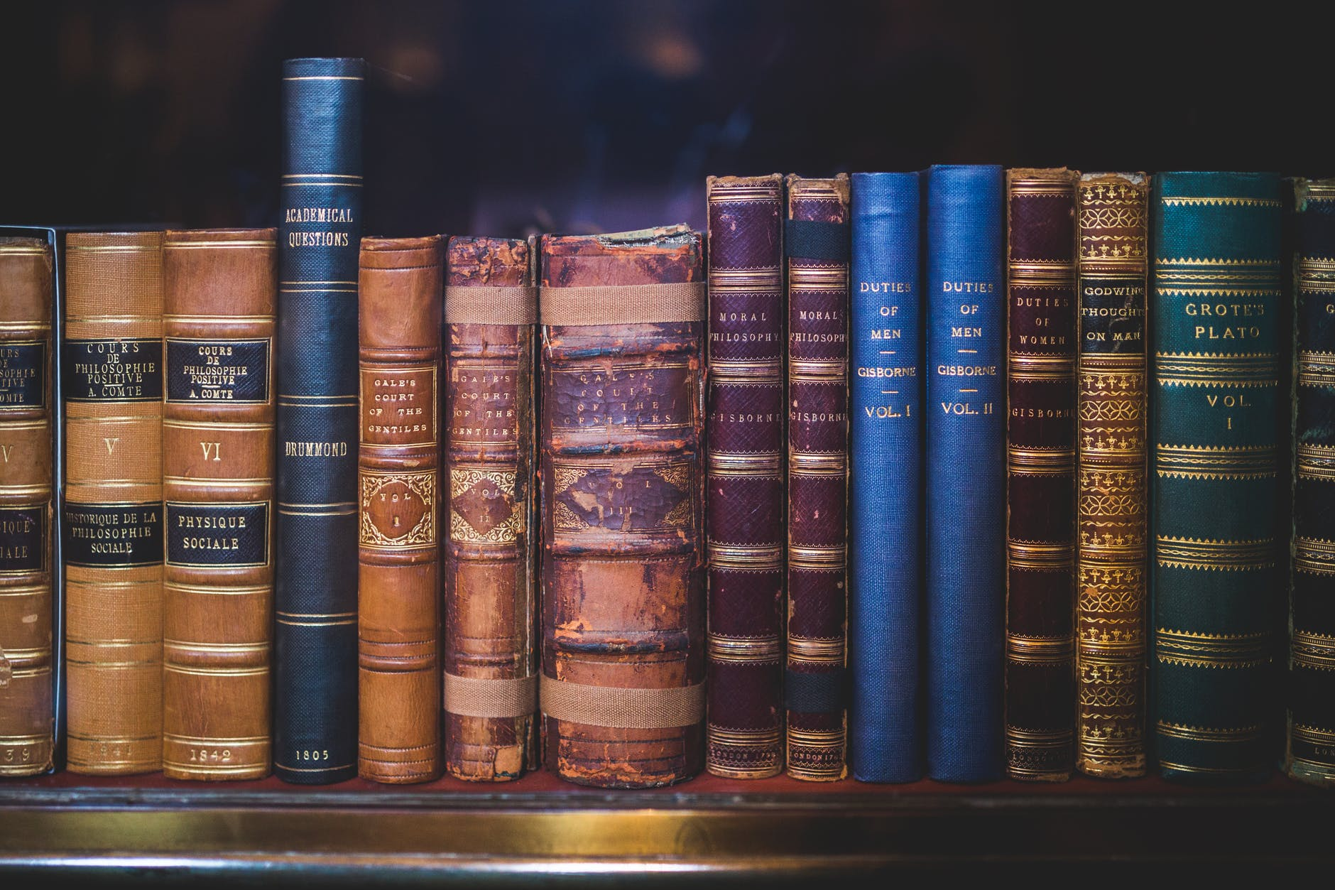 Study the Great Books