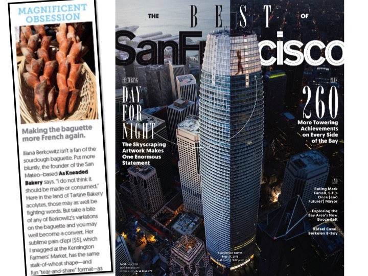 SAN FRANCISCO MAGAZINE -