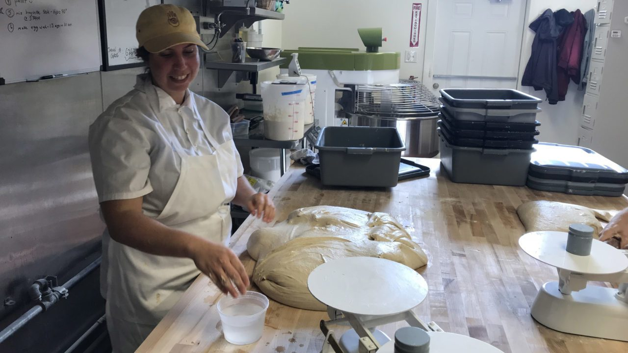 "J. THE JEWISH NEWS OF NORTHERN CALIFORNIA - ""At our bakery, every dough is completely different. We are harkening back to the craft of bread making. It was not invented here in the Bay Area in the last 20 years; it's an art that's centuries old."""