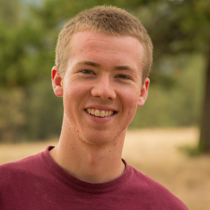 Griffin Cronk   hometown: San Anselmo, CA  major: Environmental Humanities