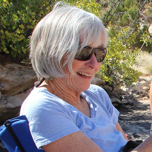 Ann Walka   Southwestern Author and Poet  Bluff, UT  October 10-12, 2016