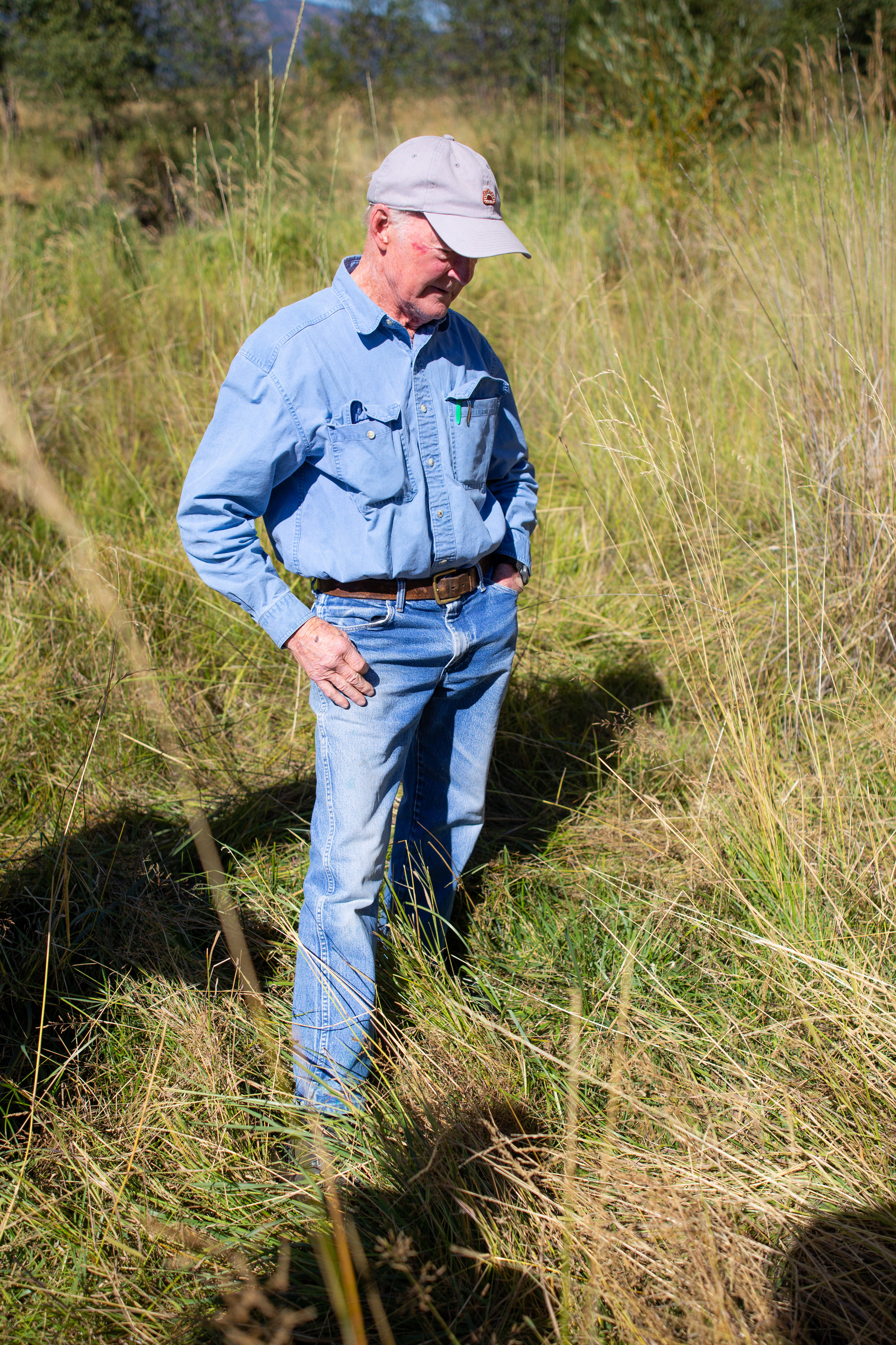 Doug McDaniel,    BIO    Rancher and Retired Businessman  Lostine, OR