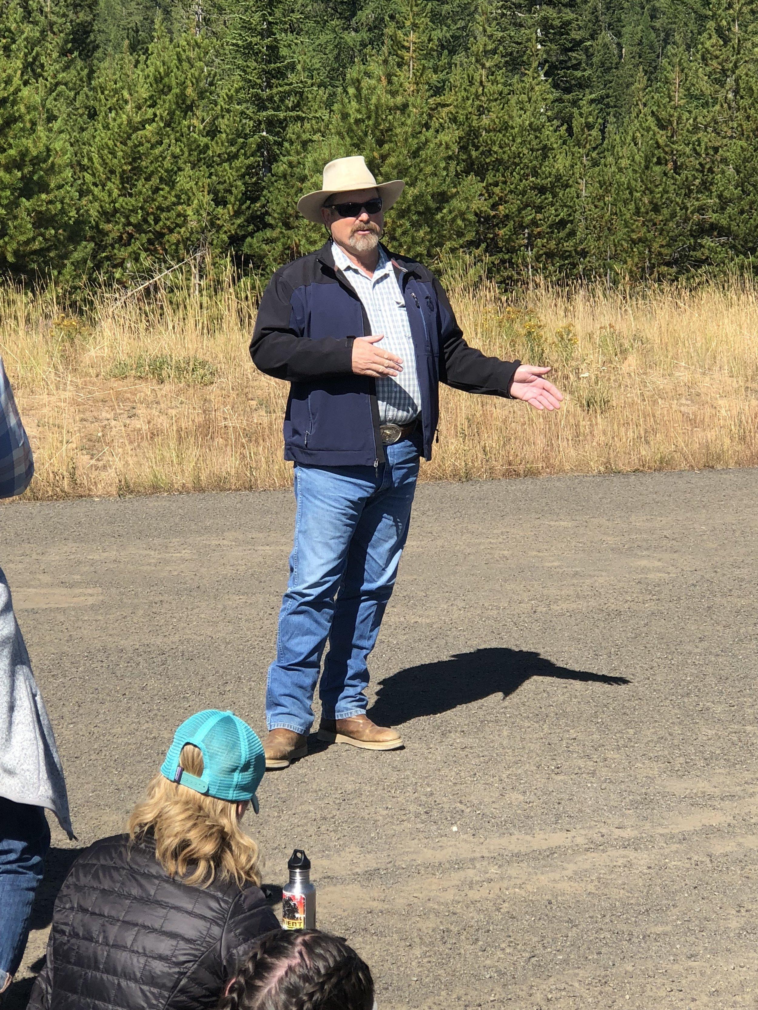 Todd Nash,    BIO    Cattle Rancher and Wallowa County Commissioner  Joseph, OR
